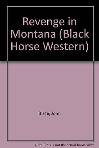 book cover of Revenge in Montana