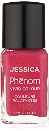 Jessica Phenom Nail Colour, Barbie Pink