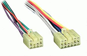 Amazon Com Reverse Wiring Harness For 1987 2007 Toyota