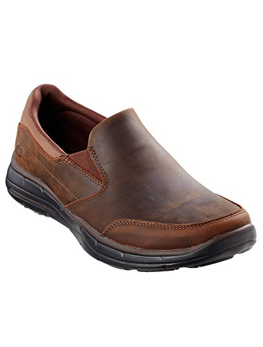 b23e4fe6017 skechers usa men s glides calculous slip-on loafer