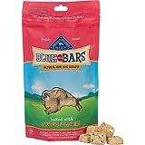 Blue Buffalo Mini Blue Bars Banana & Yogurt Biscuits 8oz (6 Pack) For Sale