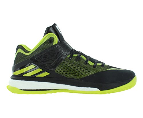 Adidas Heren C76733 Rg Iii Energy Boost Sportschoenen Black / Lime / Green