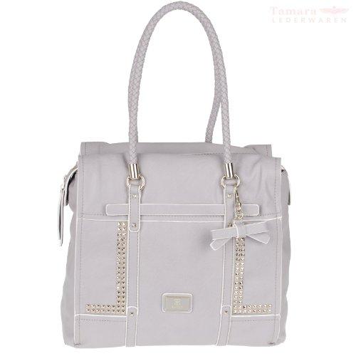 GUESS 2014 nouveau VG452823 épaule des femmes de sac à main ROAD TRIP Dove (Púrpura)