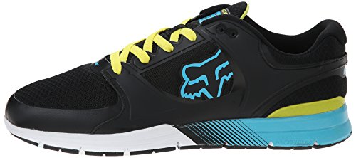 887537904335 - Fox Men's Motion Concept Cross-Training Shoe, Black/Blue, 11 M US carousel main 4