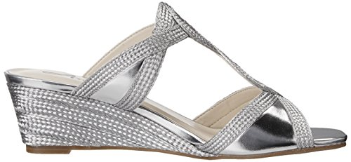 Shoes Adea Sandal Annie Silver Wedge Women pqnw1EdxF