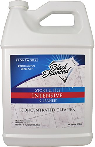 Slate Porcelain Tiles (Stone & Tile Intensive Cleaner: Concentrated Deep Cleaner, Marble, Limestone, Travertine, Granite, Slate, Ceramic & Porcelain Tile. (1, Gallon))