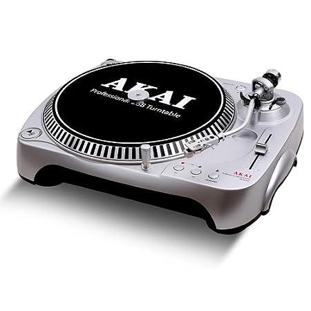 Equipo DJ PA Silver Star Libra 2 Tocadiscos USB, Mesa: Amazon.es ...