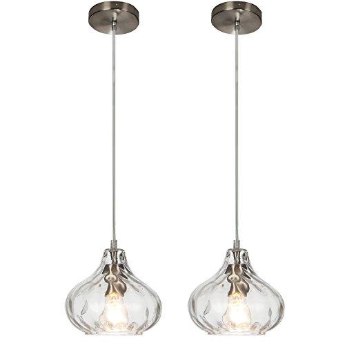 Glass Pendant Lights For Bedroom - 5