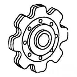 AH101219 New Idler Sprocket Made for Case-IH Combi
