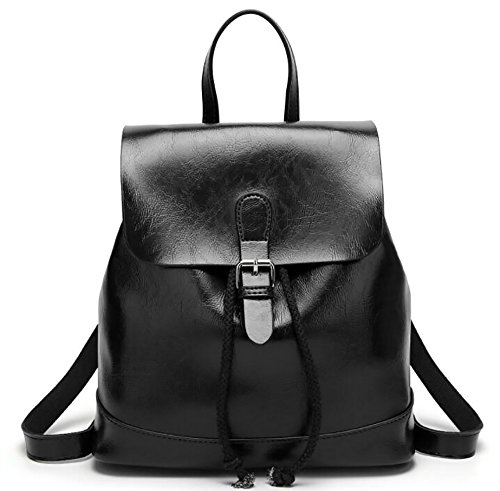 à mode à 15 en PU 34 sac de cuir sac de main femmes Sac 34cm dos multifonctionnel décontracté souple qgOwtO
