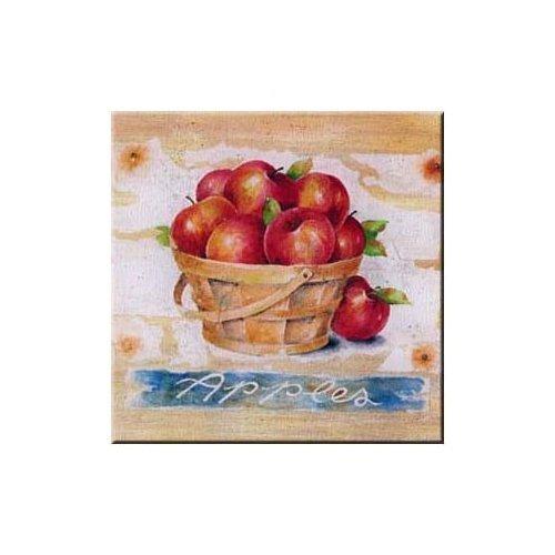 Tuftop Apples - Tuftop Apple Basket Trivet