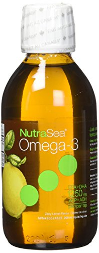 NutraSea Lemon 6.80 Ounces