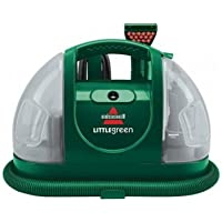 Little Green Portable Spot and Stain Cleaner, 1400M, Green