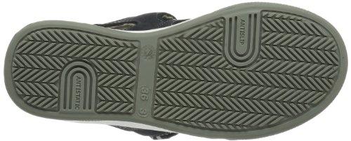 Maxguard SLY 900196 - Zapatos de protección de cuero para hombre Azul (Blau (Blau))
