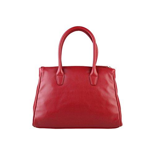 Versace Jeans , Sac à main pour femme rouge