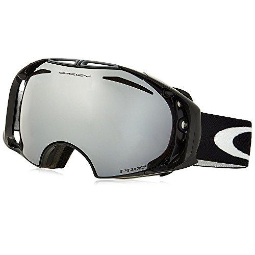 Oakley OO7037-32 Airbrake Eyewear, Jet Black, Prizm Black Iridium Lens by Oakley