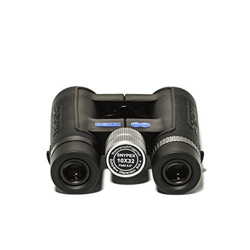 snypex Knight 10X32 D-ED and Improved 2018 Knight Compact Pocket Binoculars