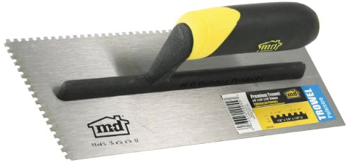 M-D Building Products 20055 1/8-Inch by 1/8-Inch by 1/8-Inch Premium U Notch