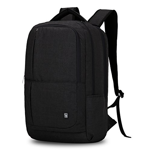 Slim Laptop Backpack with Trolley Strap: Amazon.com
