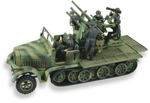 Lindberg 1:72 scale German 8 ton 1:2 track Weapons Carrier