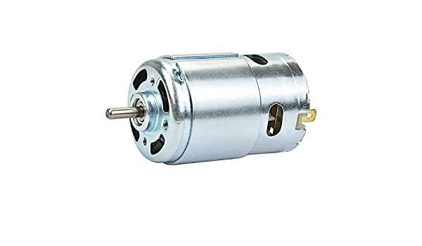 Motor 795 12V 12000RPM High Speed Double Ball Bearing Miniature DC Motor