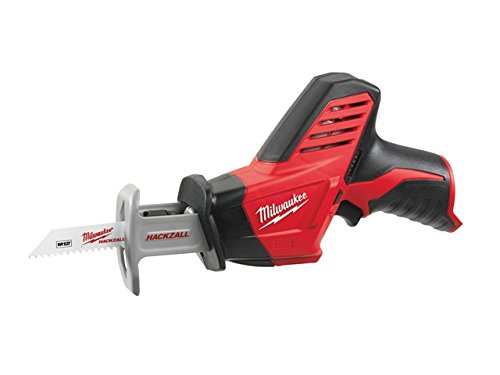 Milwaukee C12HZ-0 Compact Cordless Hackzall 12 Volt Naked by Milwaukee