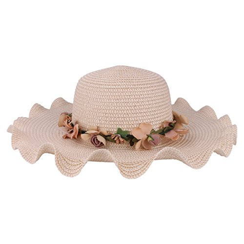 bec4388c05a Jual Straw Floppy Sun Hat