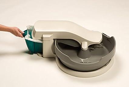Petsafe Simply Clean autolimpiable Cat Litter Box, automático, Funciona con agrupamiento Cat Litter: Amazon.es: Productos para mascotas