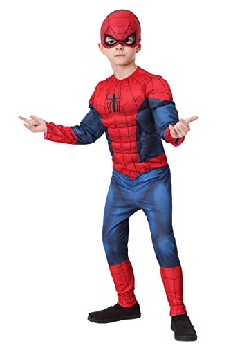 Marvel Spider-Man Toddler Costume 4T -