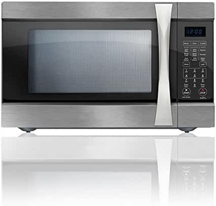 Chef CS75223 2.2 cu. ft. 1200 watts w/ Convection Countertop Microwave Stainless Steel (Certified Refurbished)