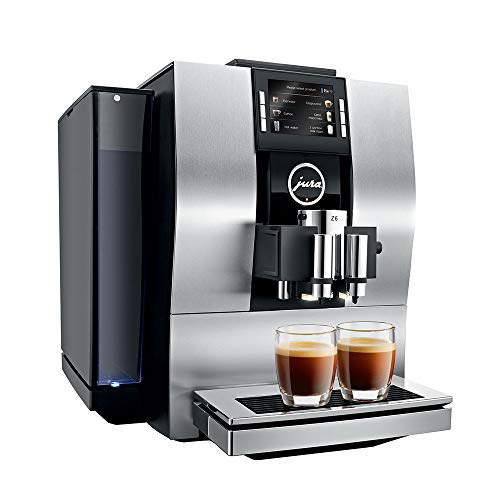 Jura Z6  Aluminum Automatic Coffee, Cappuccino and Espresso Maker