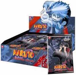 Naruto Booster Box - 3