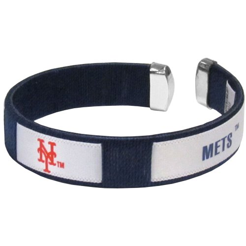 Siskiyou MLB New York Mets Fan Bracelet
