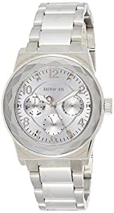 Invicta angel Women's Silver Dial Stainless Steel Band Watch - IN-22107