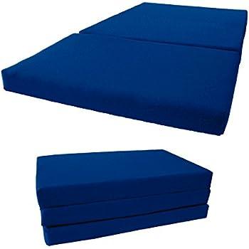 Amazon Com D Amp D Futon Furniture Shikibuton Tri Fold Foam