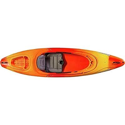 01.6400.1050 Old Town Vapor 10 Recreational Kayak (Sunrise, 10 Feet) by Old Town Canoes & Kayaks