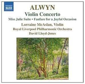 Violin Concerto; Miss Julie Su