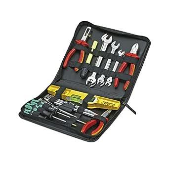 Parat 0007673540100 - Estuche de herramientas (250 x 40 x 210 mm) color negro: Amazon.es: Industria, empresas y ciencia