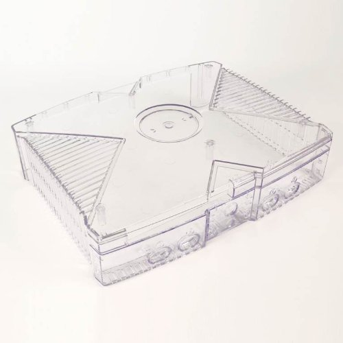 Clear Case Ghost - Xbox Original GhostCase Kit - Crystal Clear
