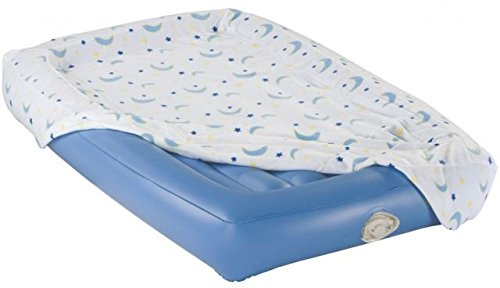 Aerobed For Kids - Aerobed Airbed Kids Single High Air Mattress W/ 120V Handheld Pump Combo, Includes 2000011234