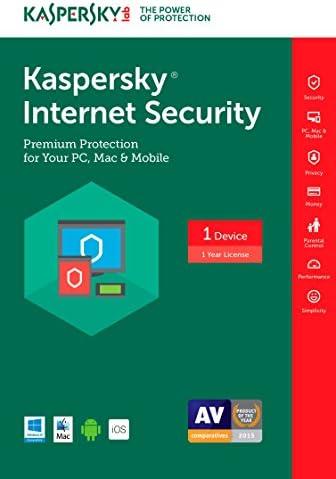 Kaspersky Web Safety 2017   1 System   1 12 months   Obtain [Online Code]