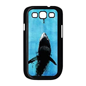 Jaws Samsung Galaxy S3 9300 Cell Phone Case Black L0549763