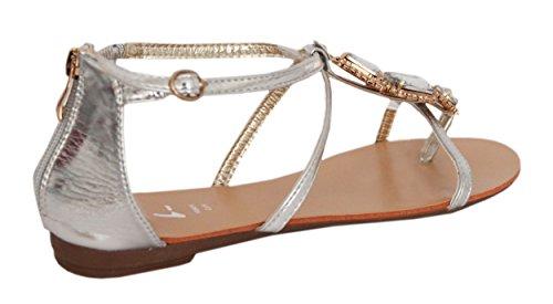 STEKOST - Zapatos con correa de tobillo Mujer Geld