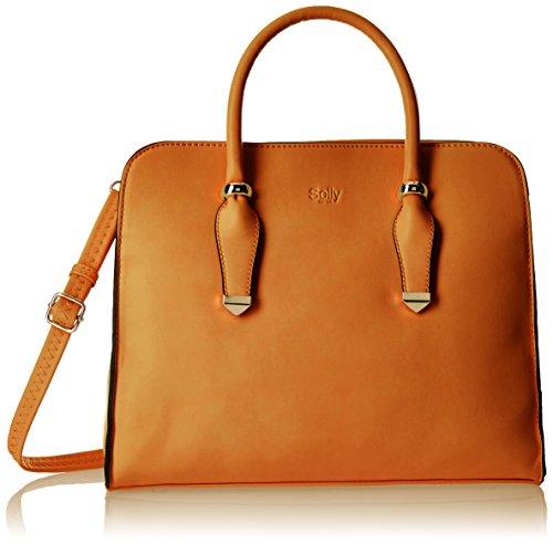 6f11ef95fd8b Allen Solly Women s Handbag (Tan)  Amazon.in  Shoes   Handbags