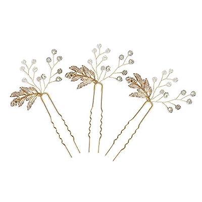 TRiXY Wedding Hair Pins,wedding headpiece,Crystals Bridal Hair Clip,wedding hair accessories