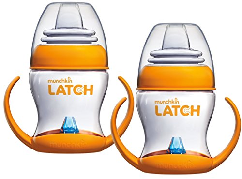 Munchkin LATCH Transition Cup, 4 Ounce, 2 Count