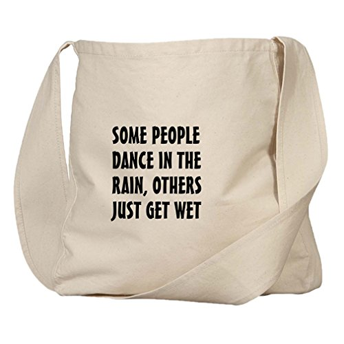 Some People Rain Others Just Get Wet Organic Cotton Canvas Market Bag - Forget People Never You Some