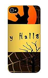 Trolleyscribe Design High Quality Happy Halloween Cover Case With Ellent Style For Iphone 5/5s(nice Gift For Christmas)