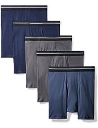 Men's 5-Pack Tag-Free Boxer Briefs