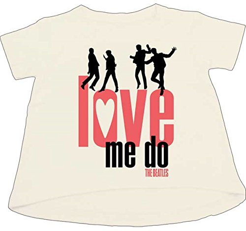 Rock and Roll Baby Toddler T-Shirt's Tee's Many Options To Choose (2 Toddler, Beatles Love Me Do)